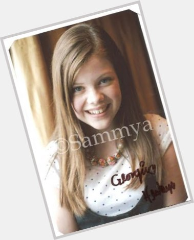 georgie henley who is she dating