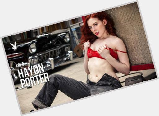 Haydn Porter Nude Photos 12