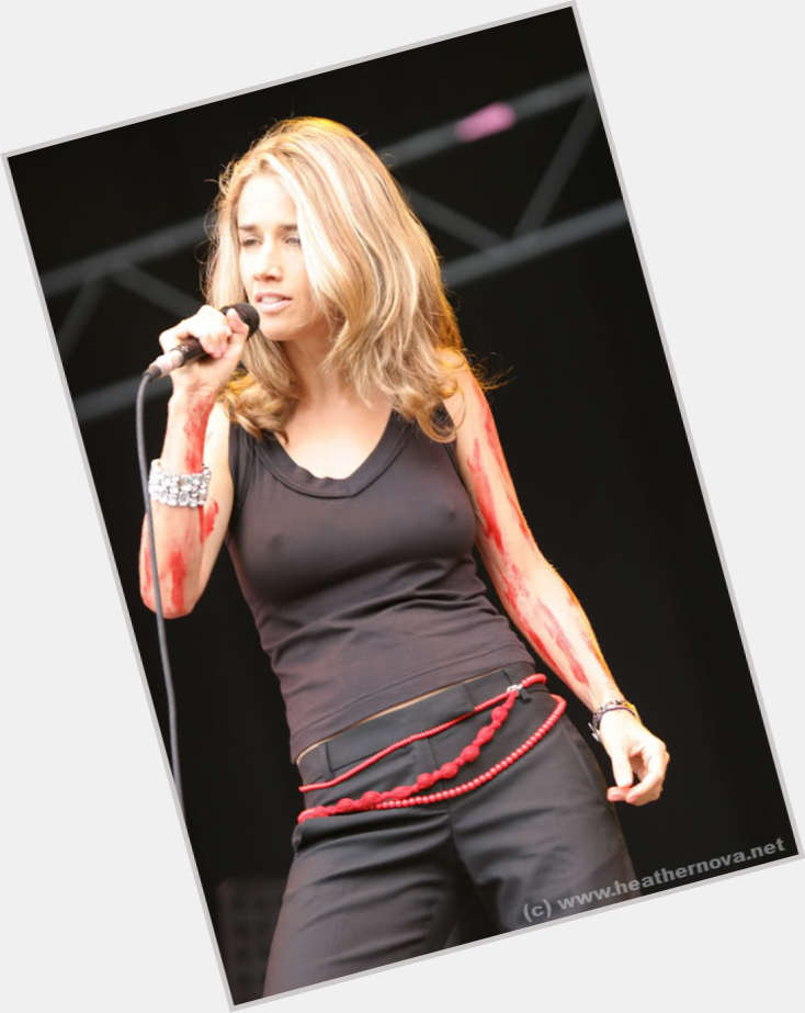 Heather Nova | Official Site for Woman Crush Wednesday #WCW