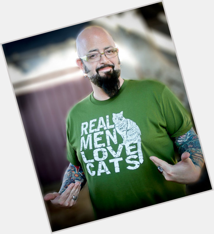 Jackson galaxy official site for man crush monday mcm for Jackson galaxy shop