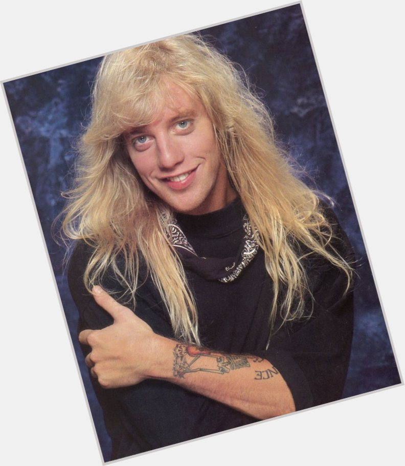 Jani Lane Official Site For Man Crush Monday Mcm
