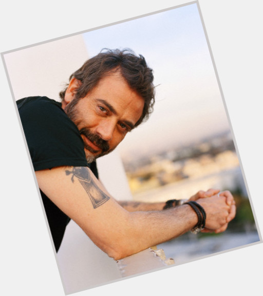 Jeffrey Dean Morgan Official Site For Man Crush Monday