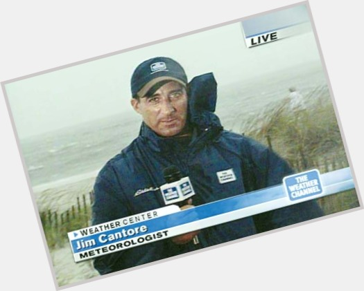 is jim cantore dating anyone