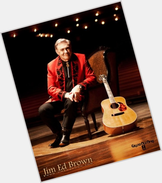 Jim Ed Brown Official Site For Man Crush Monday Mcm