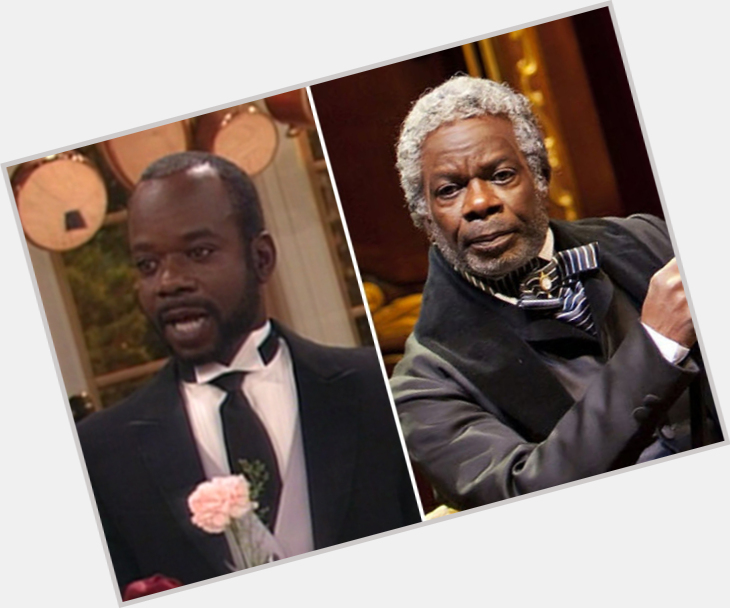 Joseph Marcell Fresh Prince Reunion Joseph Marcell Fresh Prince