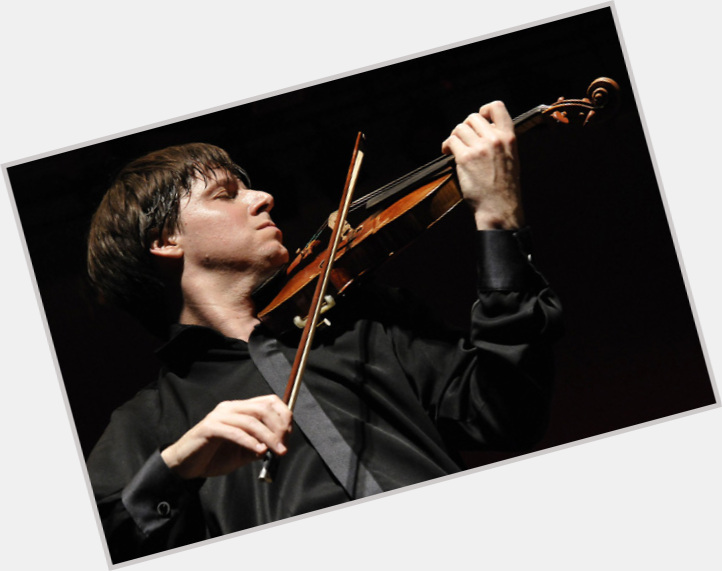 Joshua Bell Official Site For Man Crush Monday Mcm