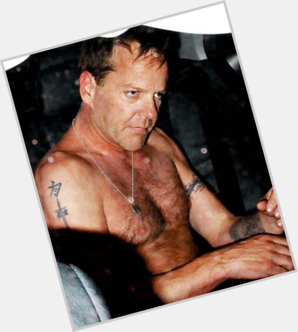 Kiefer Sutherland | Official Site for Man Crush Monday # ...