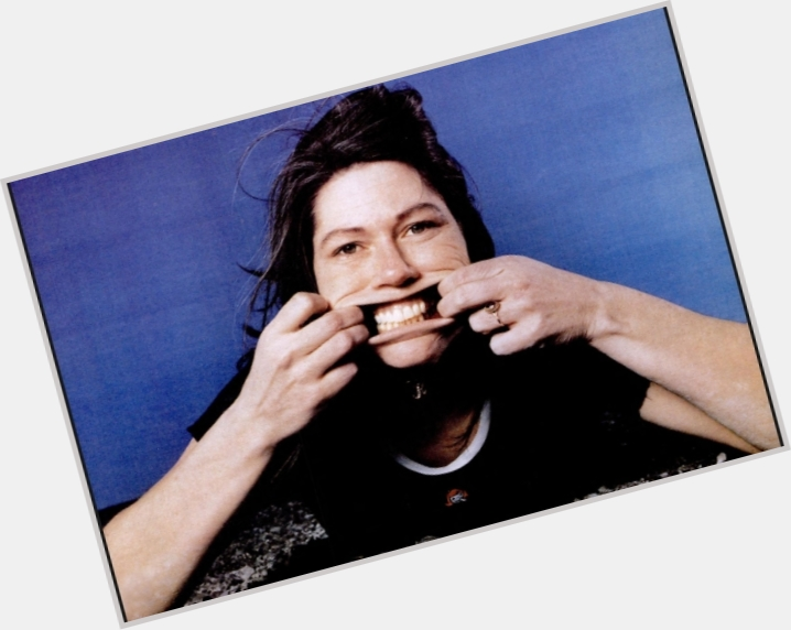 Kim Deal Official Site For Woman Crush Wednesday Wcw