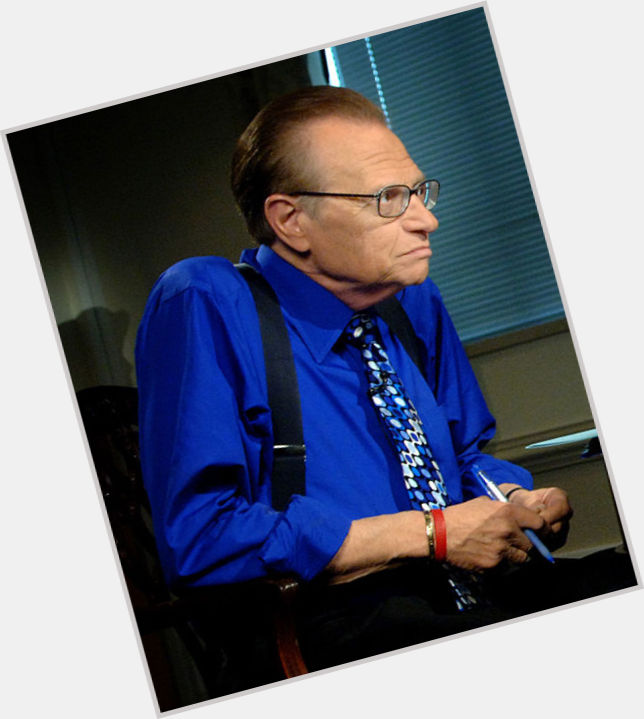 Larry King Official Site For Man Crush Monday Mcm