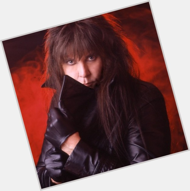 Blackie Lawless Official Site For Man Crush Monday Mcm