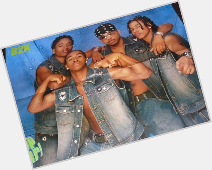 from Ashton lil fizz of b2k gay