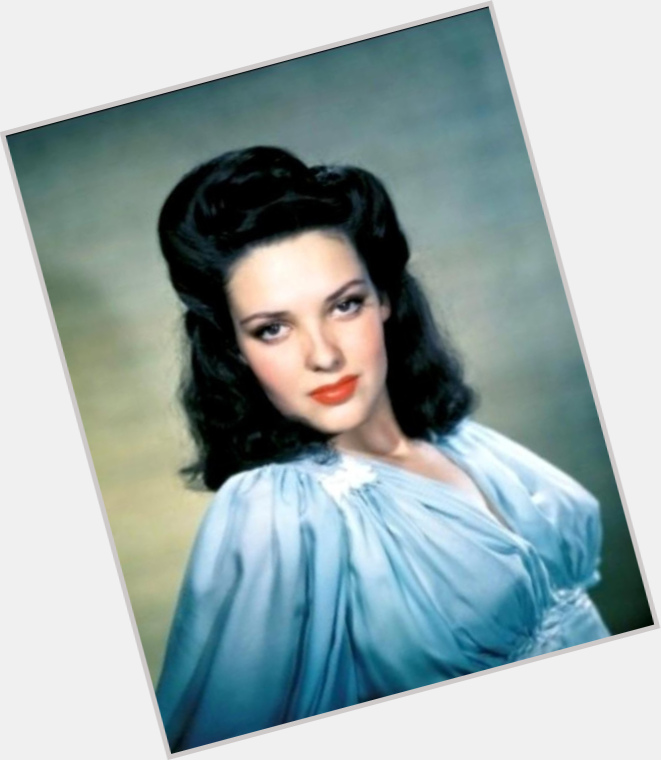 Linda Darnell Official Site For Woman Crush Wednesday Wcw