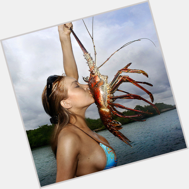 girl crush lobster
