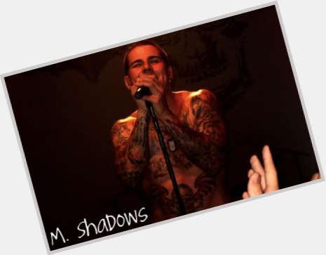 M Shadows Singing Wallpaper M Shadows | Official S...