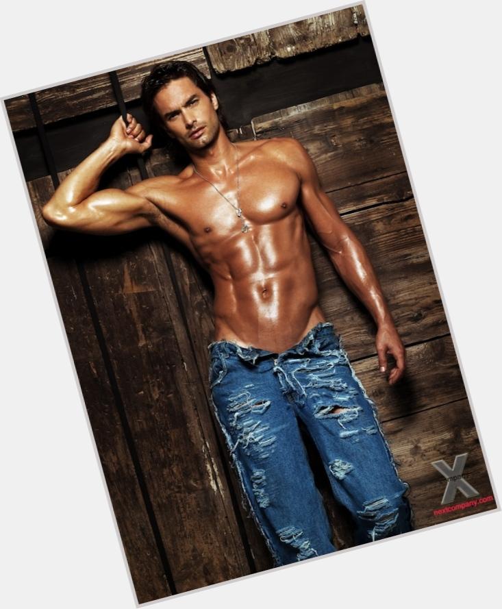 Marcus schenkenberg beefcake super model shower nude