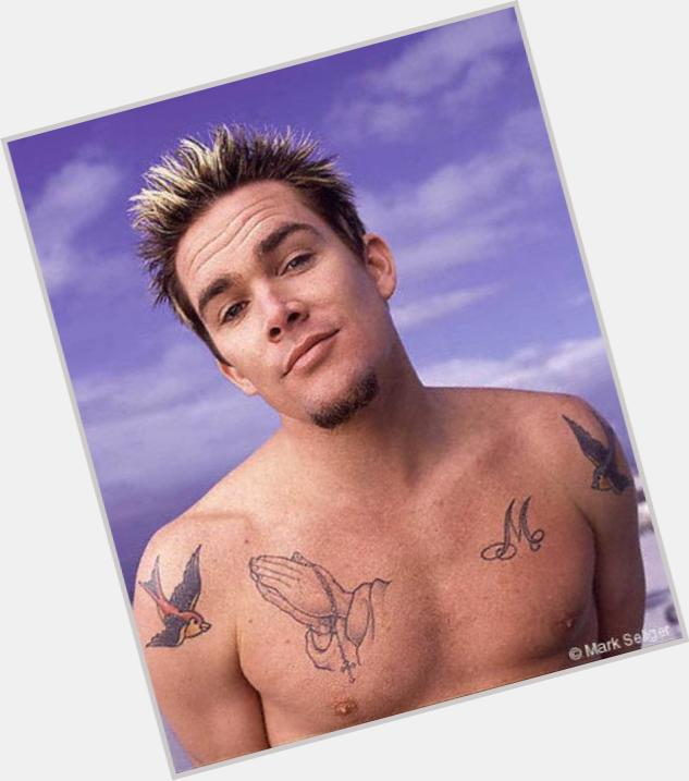 Mark mcgrath official site for man crush monday mcm for Mark mcgrath tattoos