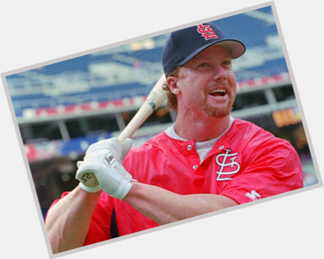 Mark Mcgwire Official Site For Man Crush Monday Mcm