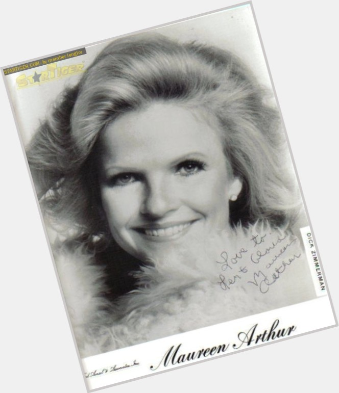 Maureen Arthur Official Site For Woman Crush Wednesday Wcw