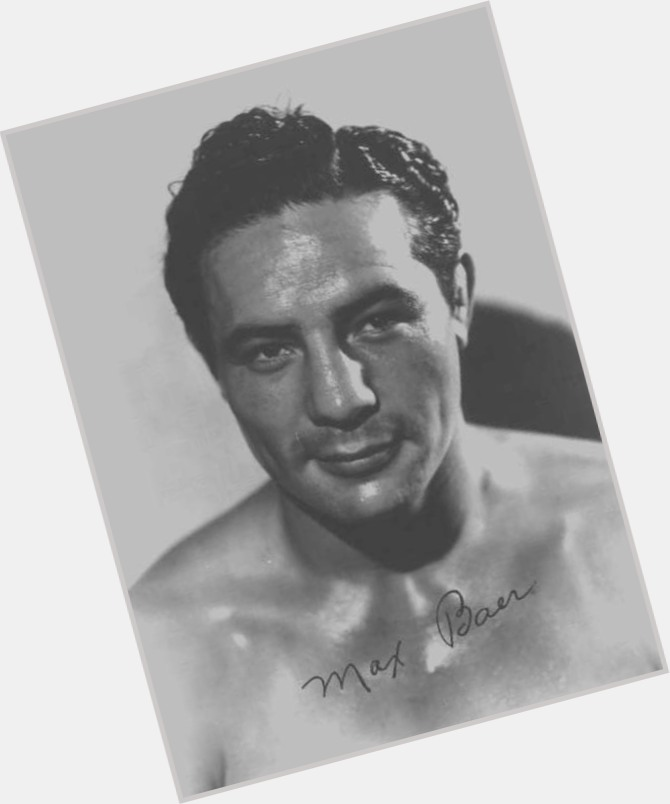 max baer how tall
