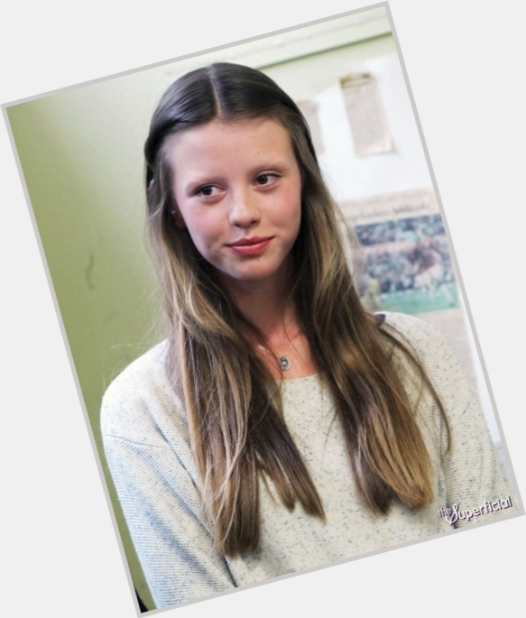 Mia Goth Official Site For Woman Crush Wednesday Wcw