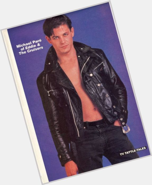 Michael Pare Official Site For Man Crush Monday Mcm