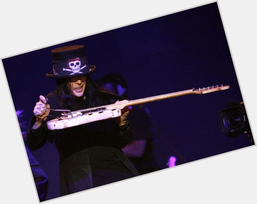 Mick Mars Official Site For Man Crush Monday Mcm
