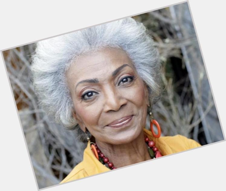 Nichelle Nichols Official Site For Woman Crush Wednesday