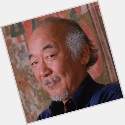 Pat Morita Official Site For Man Crush Monday Mcm