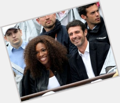 Patrick mouratoglou official site for man crush monday mcm woman