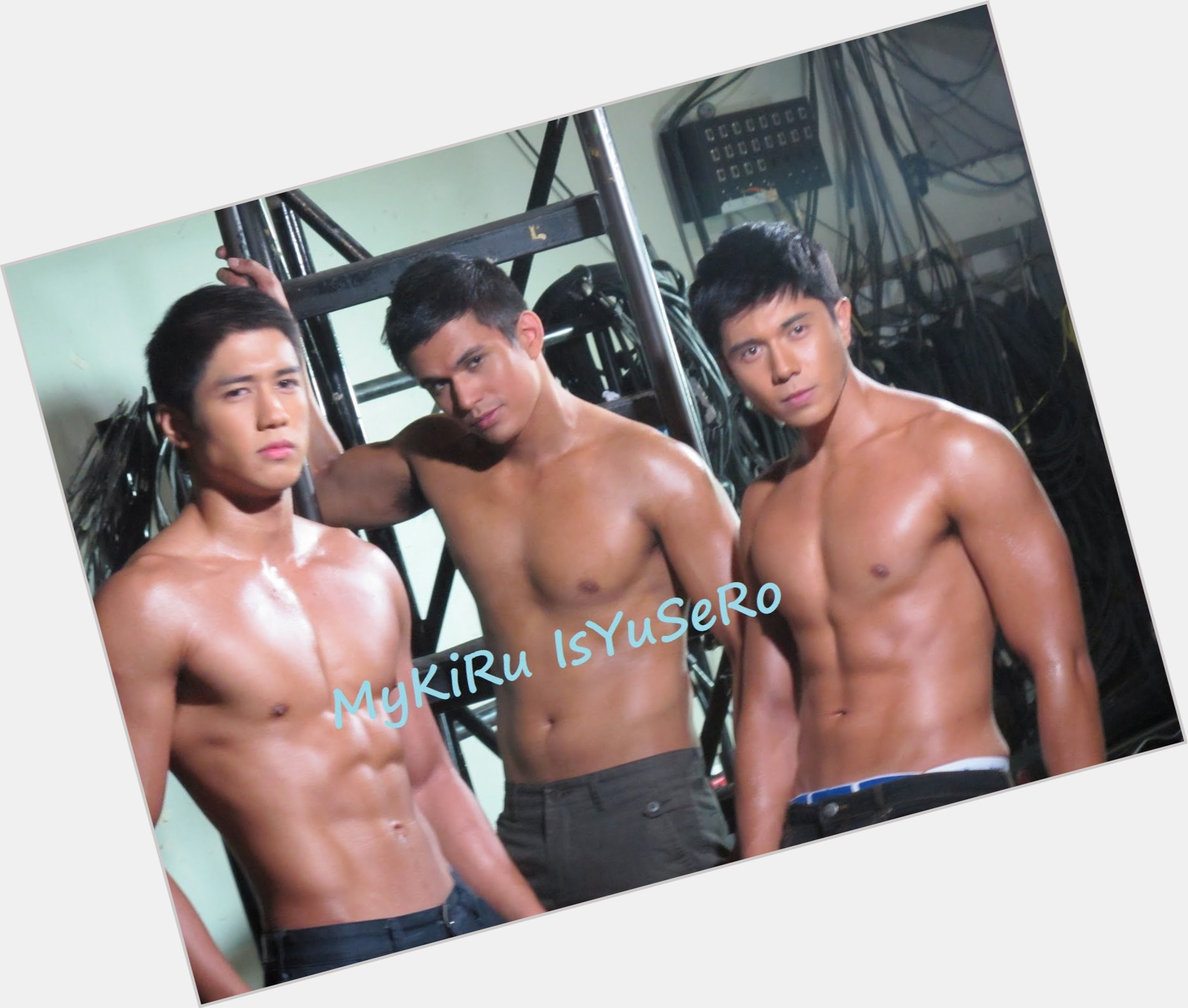 from Blaze kc and paulo dating
