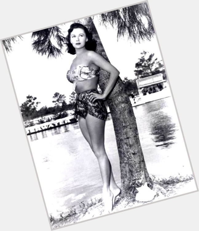 Rhonda Fleming Official Site For Woman Crush Wednesday Wcw