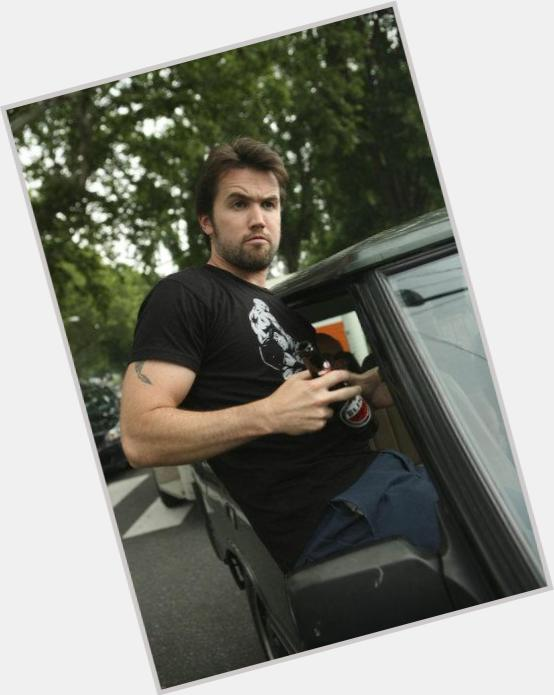 Rob Mcelhenney Official Site For Man Crush Monday Mcm