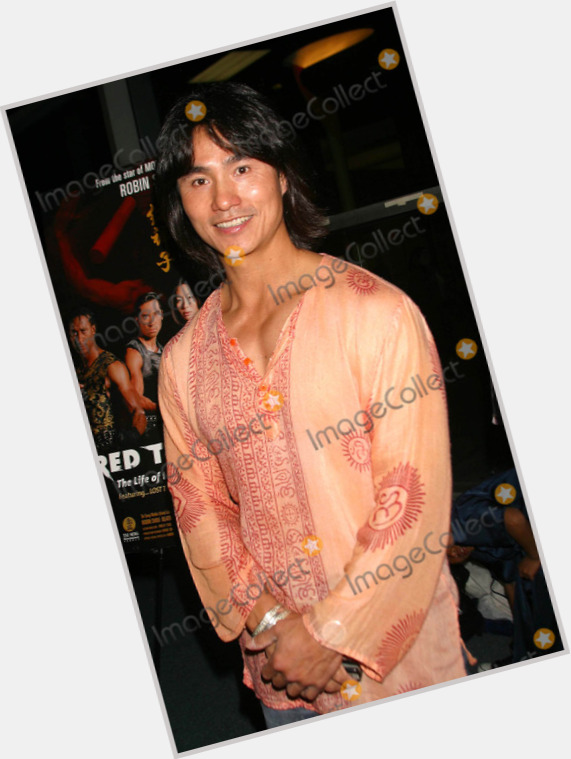 Robin Shou Official Site For Man Crush Monday Mcm