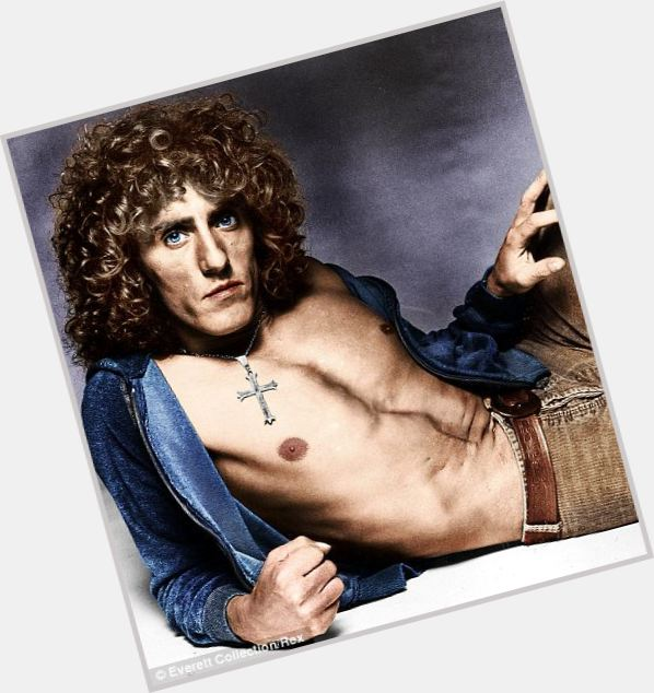 Roger Daltrey Official Site For Man Crush Monday Mcm