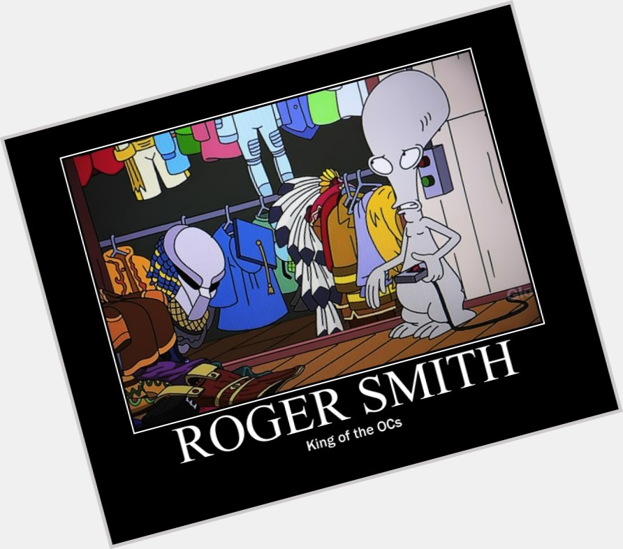 Images For > American Dad Roger Costumes   The Many Faces ...  Roger Smith American Dad