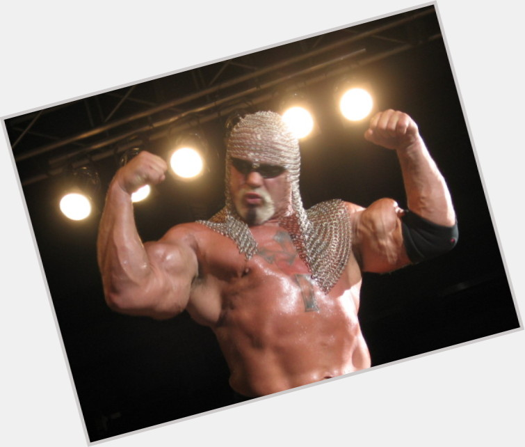 Scott Steiner Official Site For Man Crush Monday Mcm
