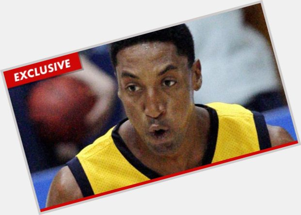 from Alessandro is scottie pippen gay