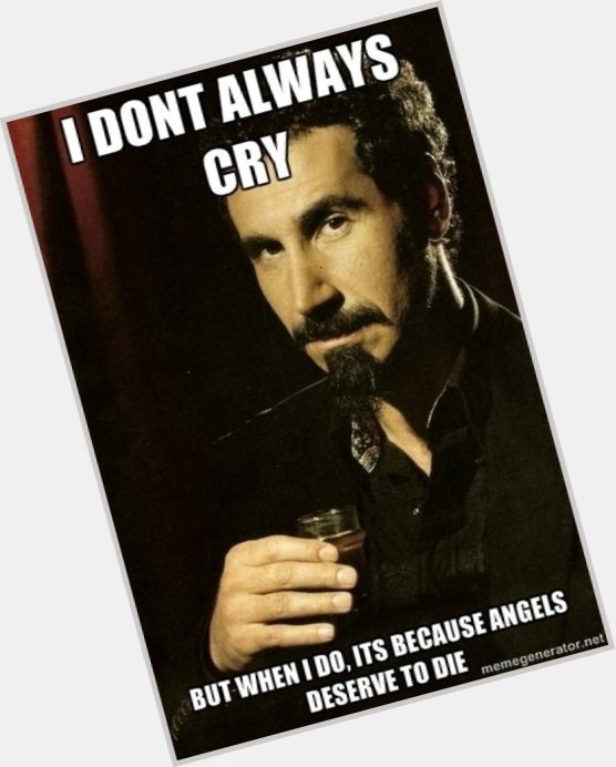 Serj Tankian Official Site For Man Crush Monday Mcm