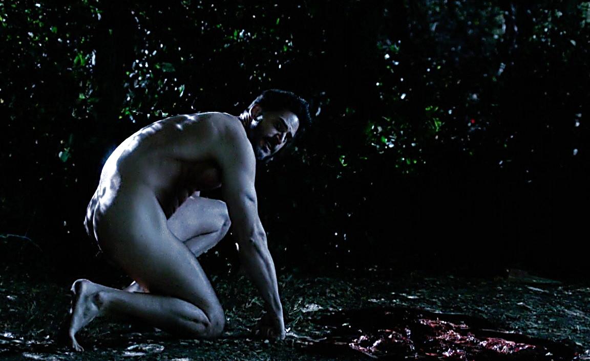 Joe Manganiello sexy shirtless scene August 3, 2014, 10pm