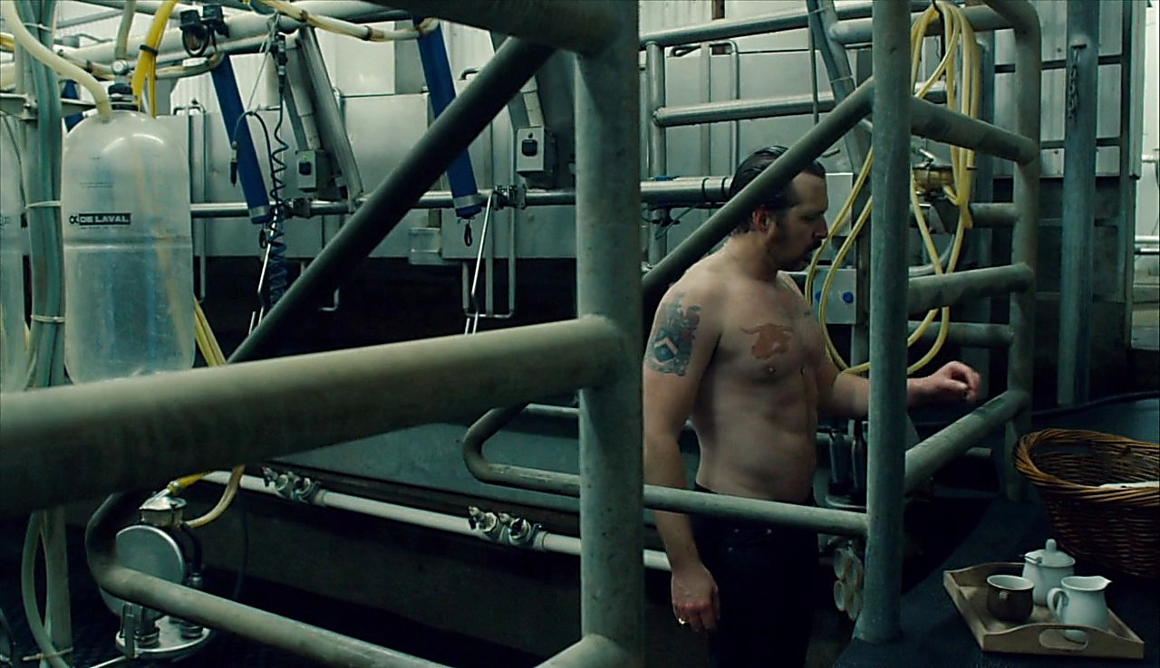 A J Buckley sexy shirtless scene February 1, 2017, 12pm