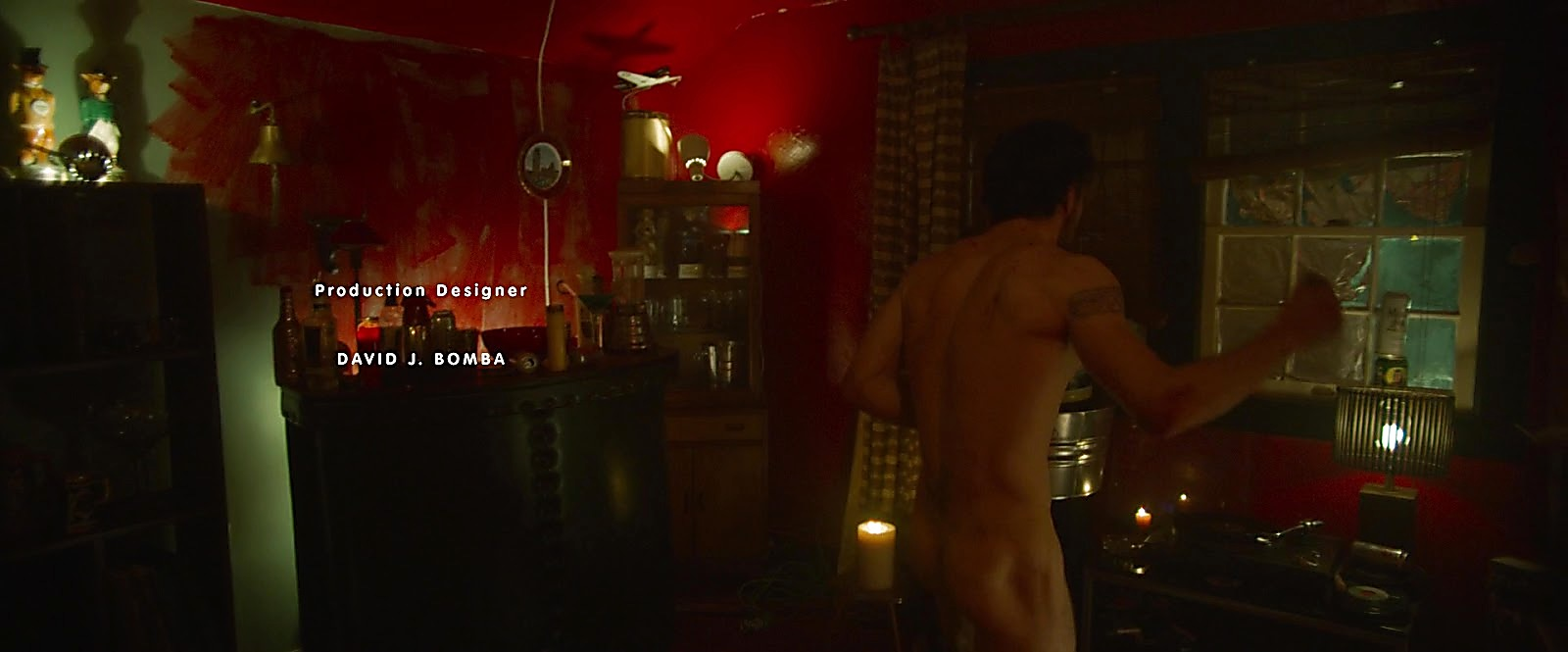 Aaron Taylor Johnson sexy shirtless scene December 6, 2019, 8am