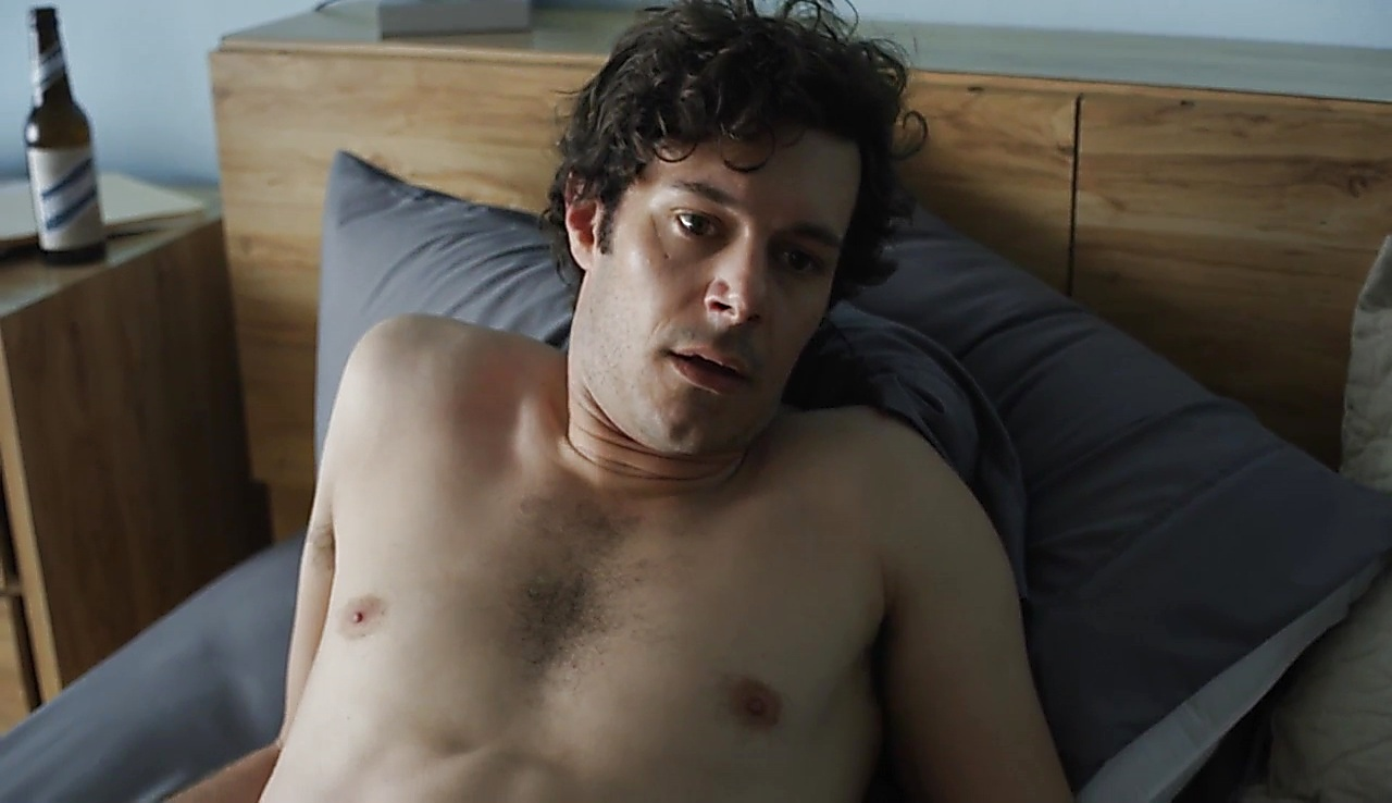 Adam Brody sexy shirtless scene September 29, 2017, 3pm
