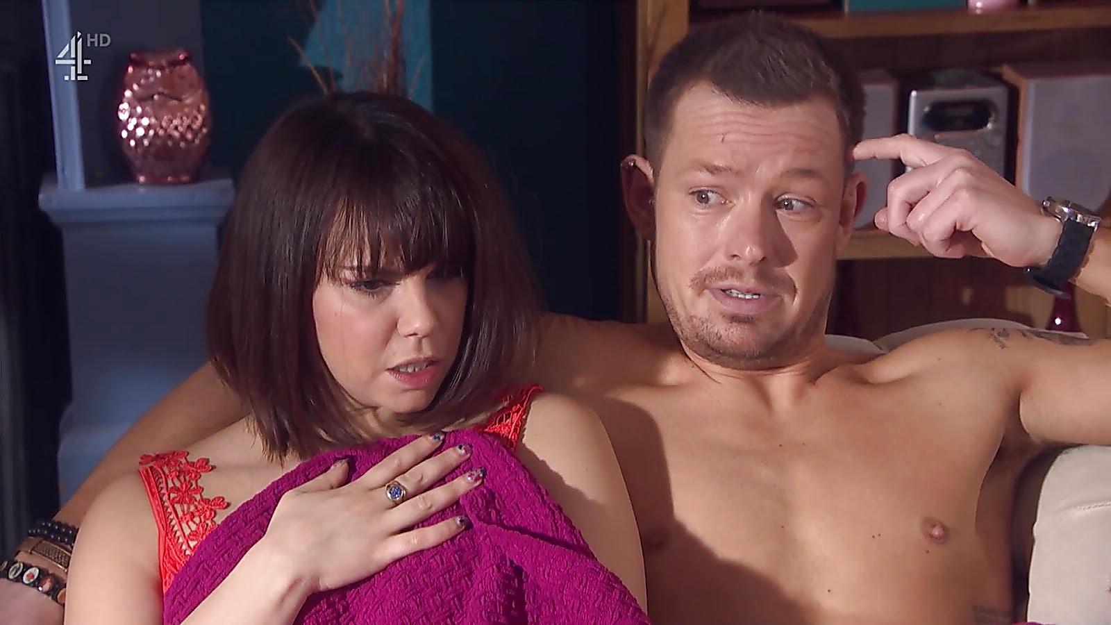 Adam Rickitt sexy shirtless scene February 2, 2019, 1pm
