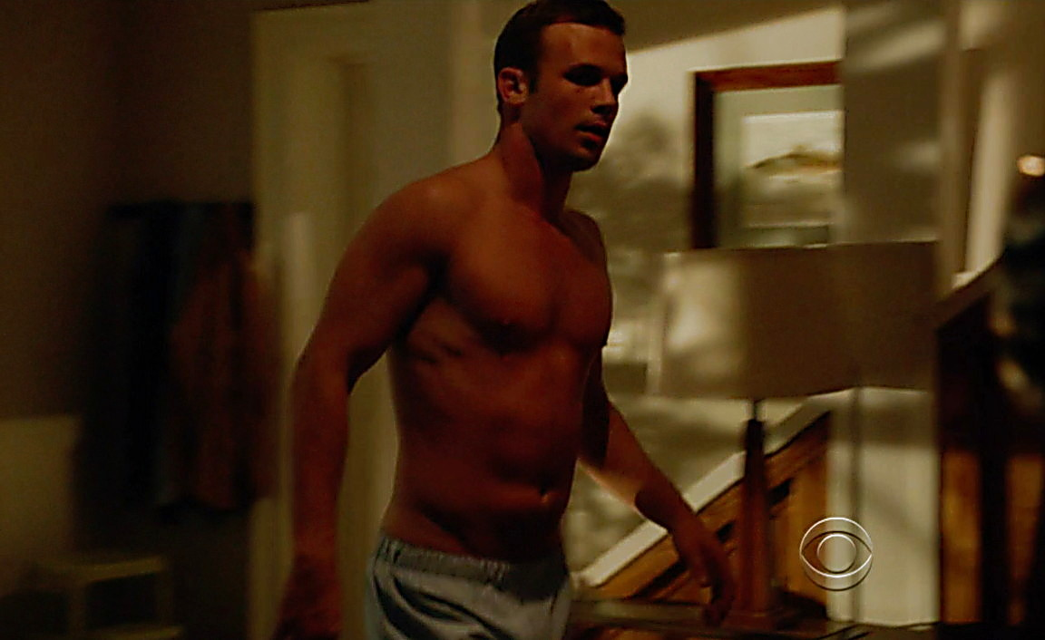 Falk Hentschel sexy shirtless scene August 2, 2014, 8pm