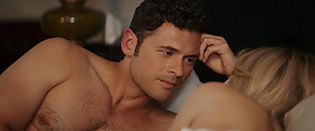 Adan Canto sexy shirtless scene February 2, 2021, 12pm