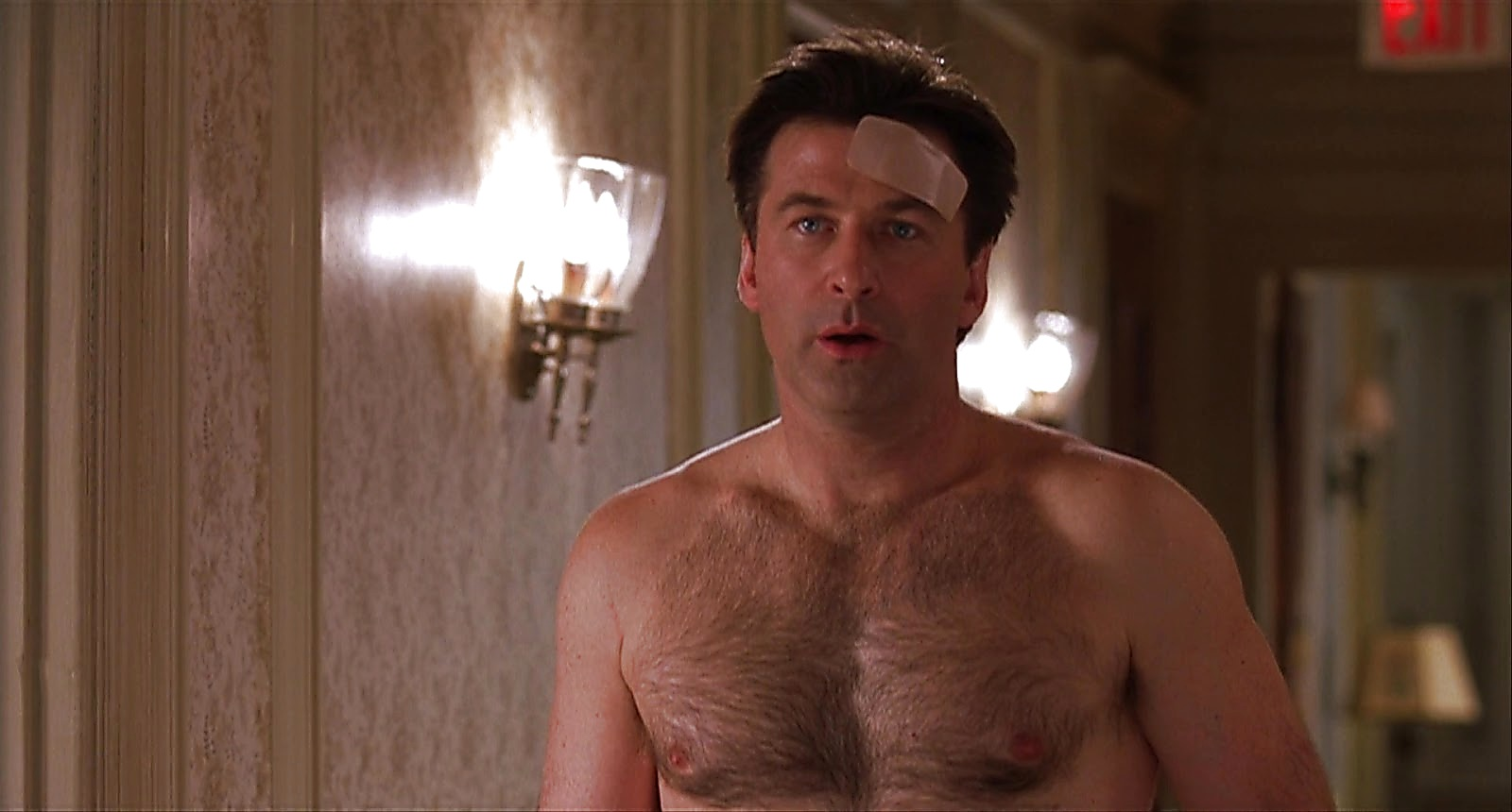 Alec Baldwin sexy shirtless scene May 18, 2020, 6am