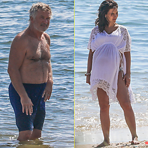 Alec Baldwin latest sexy shirtless August 3, 2020, 2am