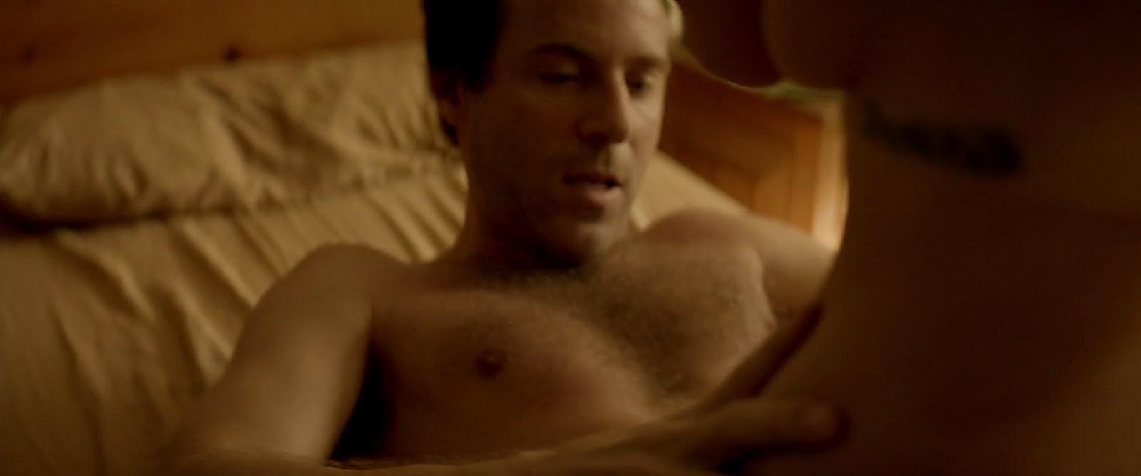 Alessandro Nivola sexy shirtless scene February 1, 2018, 11am
