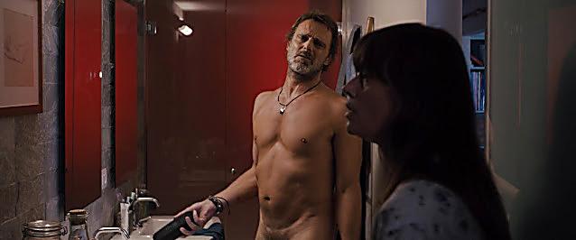 Alessandro Preziosi sexy shirtless scene October 8, 2021, 6am