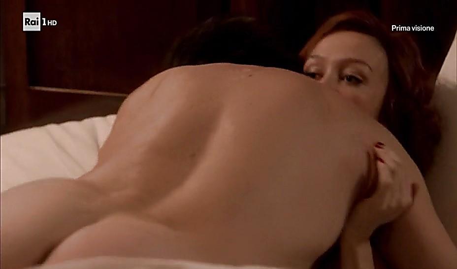 Alessio Boni sexy shirtless scene April 21, 2017, 12pm